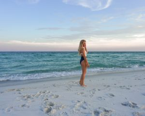 Lively Swim with Megan Rae July 2017